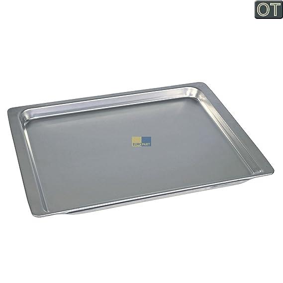 Bosch Siemens 438155 00438155 - Bandeja de horno de aluminio (25 x ...