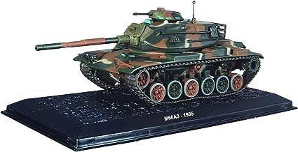 M60A3 USA ARMY MILITARY VEHICLE 1:72 SCALE DIECAST TANK PANZER GUN 7