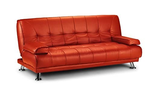 Limitless Base Venice Faux Leather Sofa Suite Sette Sofabed With