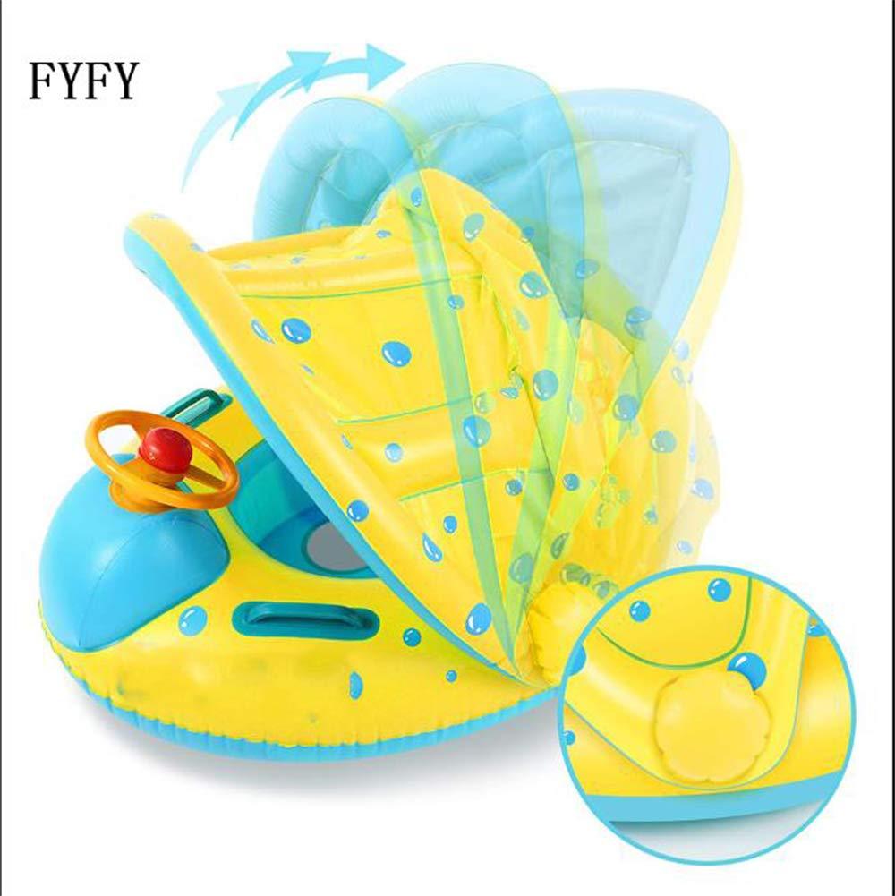 FYFY Inflable Anillo de Natación para Madre y Bebé con ...