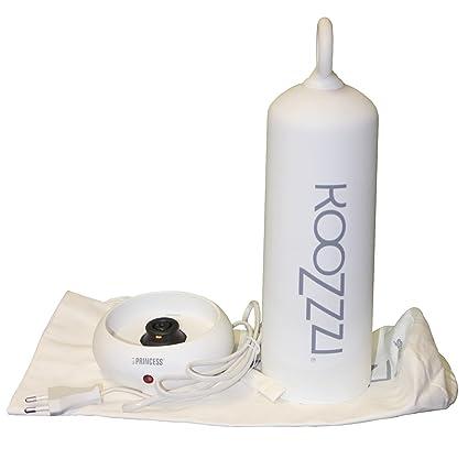Princess KooZzzi 350W Color blanco - Manta eléctrica