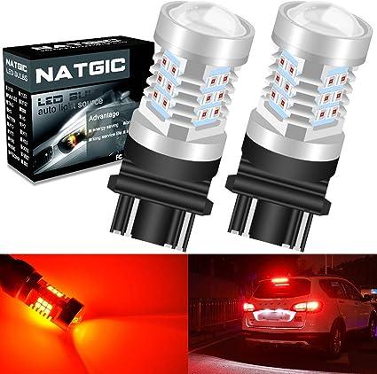 NATGIC 3157 3157CK 4157 3056 3057 Bombillas LED Chipsets SMD 2835 ...