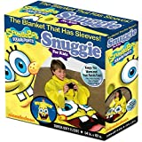 Snuggie for Kids Spongebob Squarepants Blanket with Sleeves