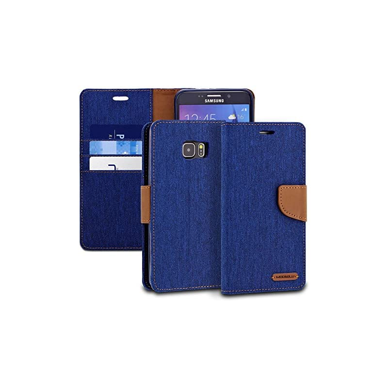 Galaxy S6 Edge Plus Case, ModeBlu [Pocke