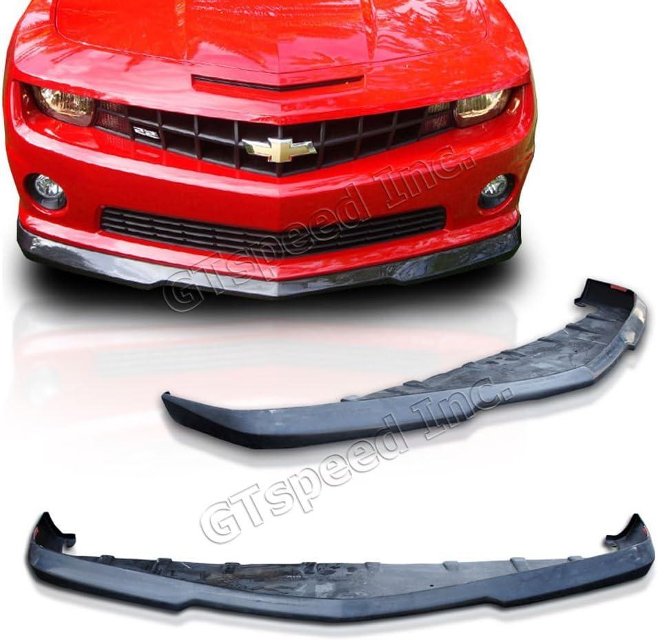 Chevy Camaro V8 STL Style Urethane Front Bumper Lip Chin Spoiler for 10-13 V8 models ONLY.