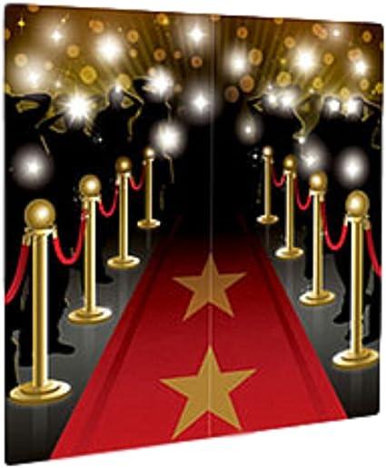 Amazon.com: Hollywood en las películas fondo grande selfie ...