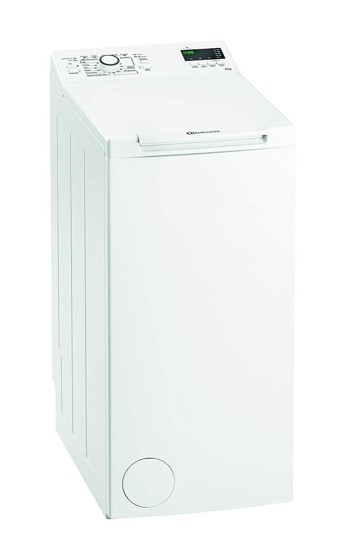 Bauknecht WAT Prime 652 Di Waschmaschine TL / A++ / 173 kWh/Jahr / 1200 UpM / 6 kg / Startzeitvorwahl und Restzeitanzeige /FreshFinish - verhindert zuverlässig Knitterfalten / weiß [Energieklasse A++]
