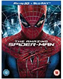 The Amazing Spider-Man (Blu-ray 3D + UV Copy) [2012] [Region Free]