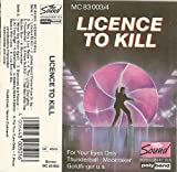 Licence to kill-18 James Bond film hits (by London Starlight Orchestra)