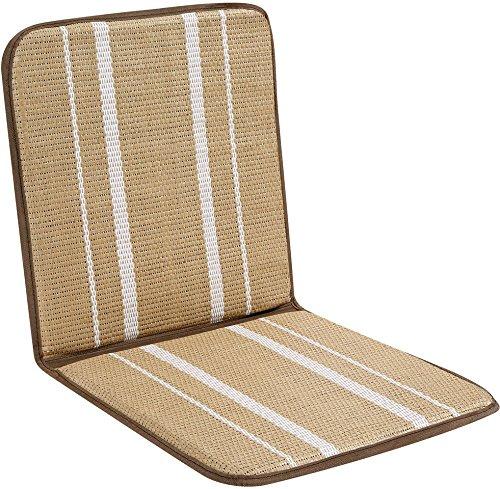 Cushions Beige (Kool Kooshion Standard Size Ventilated Seat Cushion, Beige)