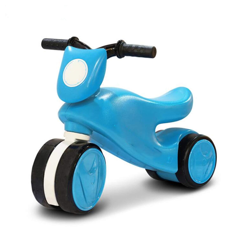 BABIFIS Bambino di 1-3 Anni Equilibrio Bici Bicicletta Bambini Walker Muto Altalena Auto Car Scooter