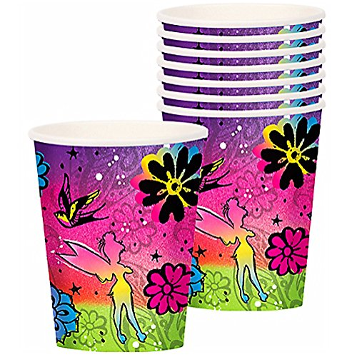 Tinker Bell 'Keep Flying' 9oz Paper Cups (8ct)