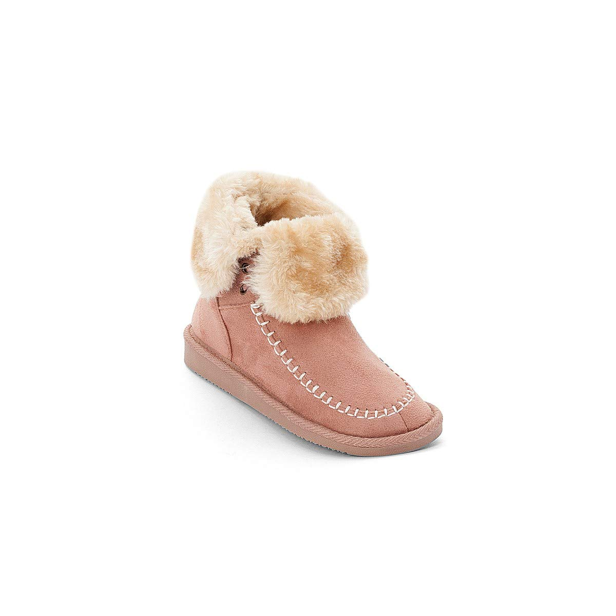 La Redoute Collections Big Girls Fur-Lined Boots