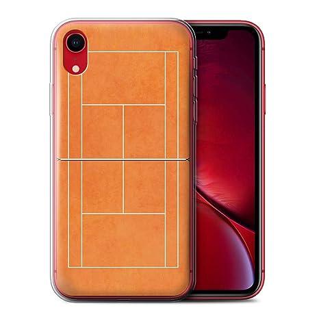 iphone xr coque orange
