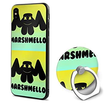 MARSHMELLO HEAD LOGO VINYL STICKER