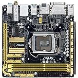 Asus Z87I-Deluxe LGA 1150 Intel Z87 Mini ITX Motherboard