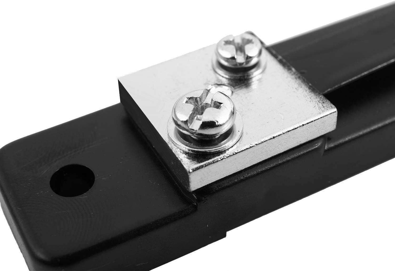 Vaorwne Fl-2 75Mv 50A Current Shunt Resistor Per Amperometro Amperometro Pannello Nero