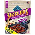 BLUE Sizzlers Bacon-Style Dog Treats