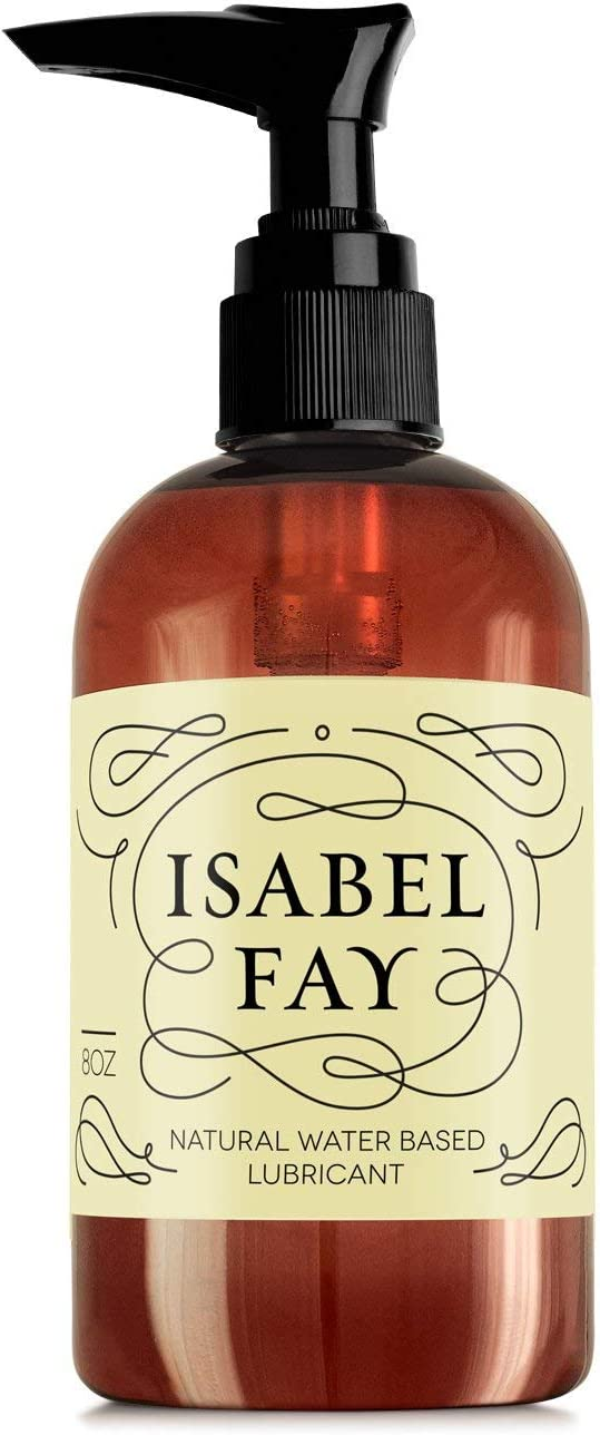 Isabel Fay Natural Personal Lubricant