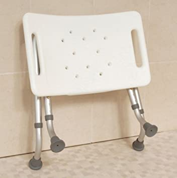 Foldable Shower Stool: Amazon.co.uk: Health & Personal Care