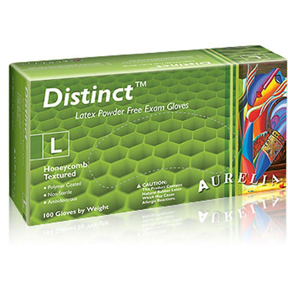 Aurelia Distinct Honeycomb Textured Exam Gloves-Extra Small-1000/Case
