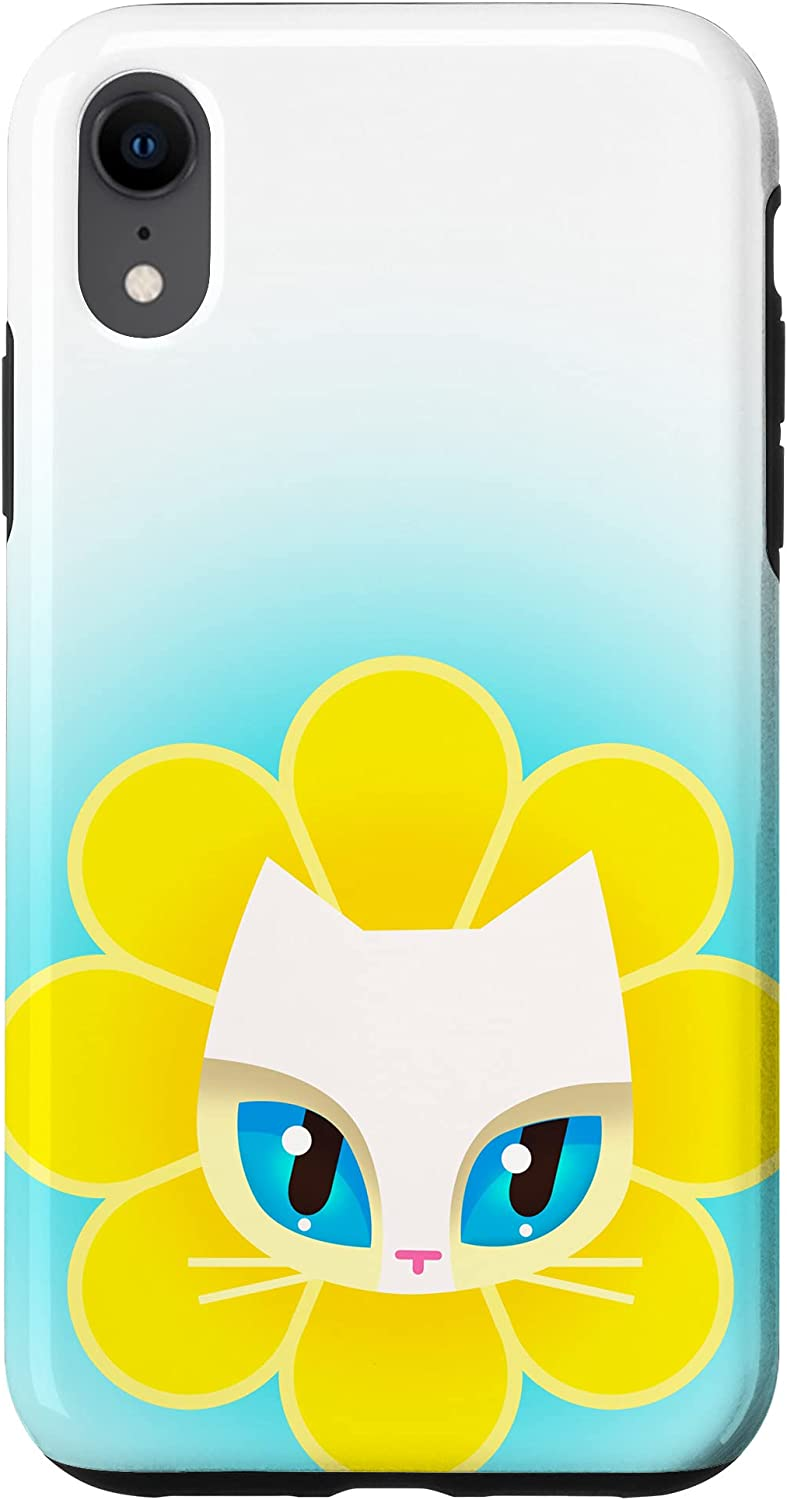 iPhone XR Pussy Deluxe Flower Power Case