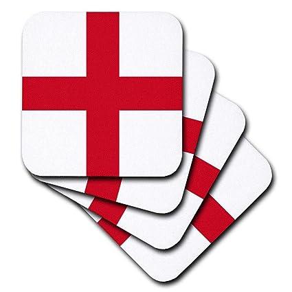 17b4ebb8 Amazon.com: 3dRose cst_158310_1 Flag of England-English Red St ...