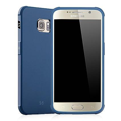 Amazon.com: Hevaka Blade Samsung Galaxy S6 Case - Soft ...