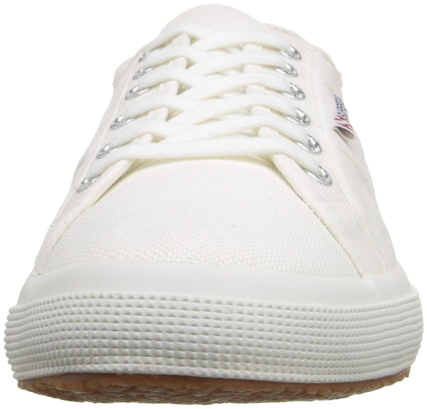 Superga 2750 Cotu Classic, Unisex Adults' Low-Top Sneakers, White, 7.5 UK (41.5 EU) by Superga (Image #4)