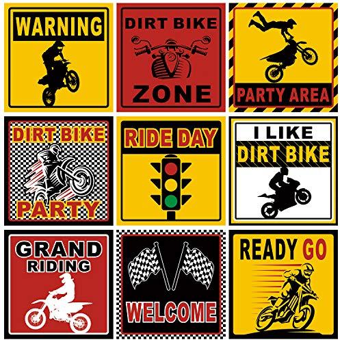 motor bike party supplies - 4