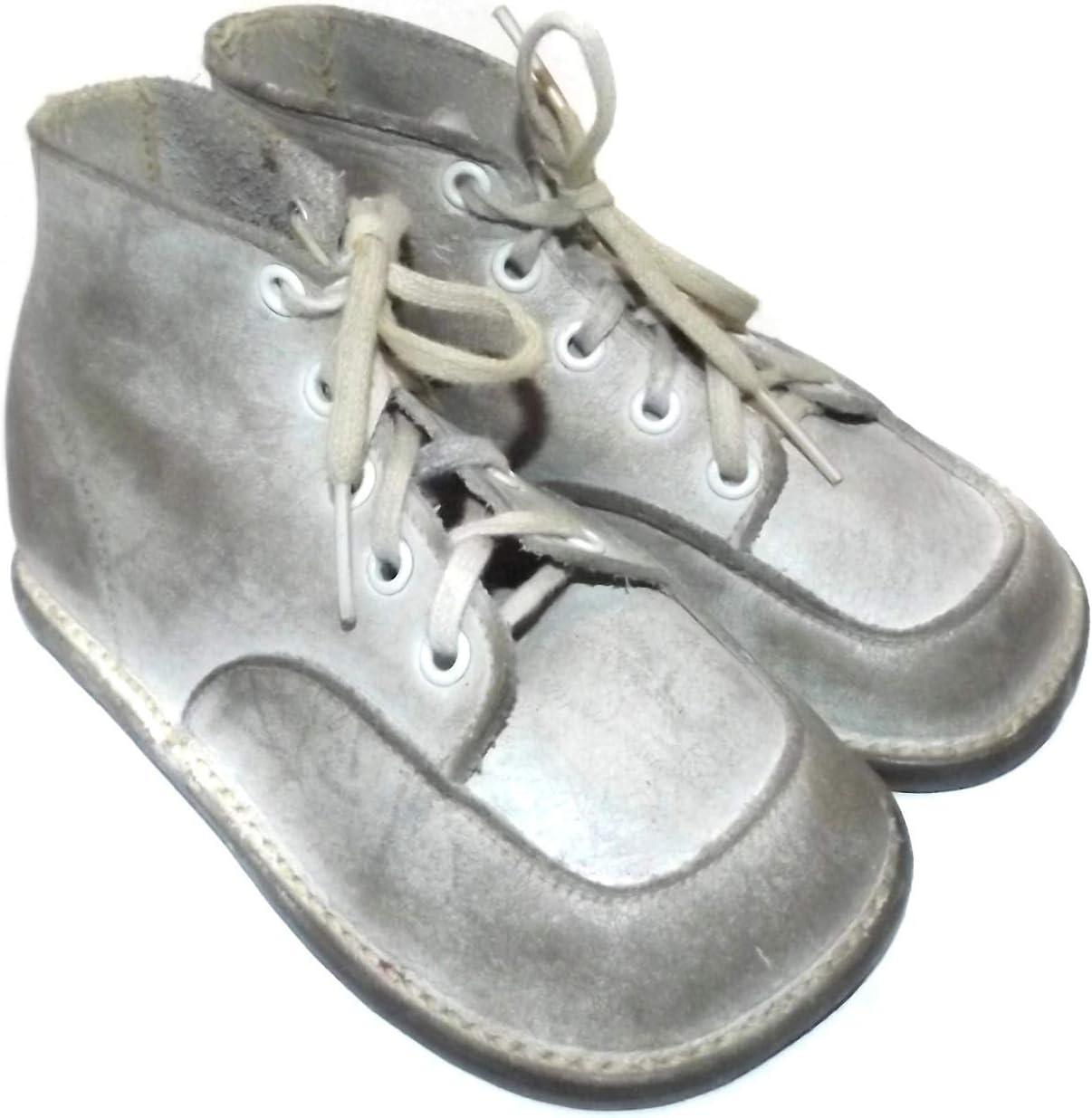 Worn Wee Walker Junior Baby Shoes