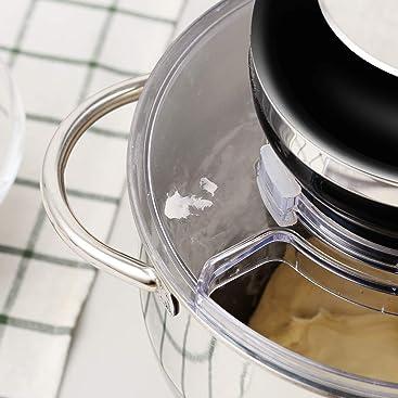 ALBOHES Batidora Amasadora, 6 Velocidades Kitchen Mixer ...