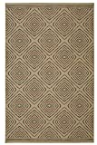 Mohawk Home Soho Penny Square Dance Area Rug, 5' x 7', Multicolor