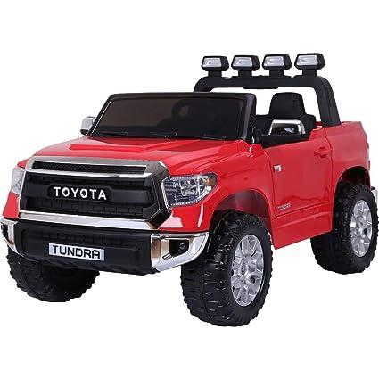 848d588e2 Amazon.com  KIDS VIP Limited Official 2 Seats Toyota Tundra 2x12v ...