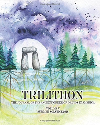 Trilithon: The Journal of the Ancient Order of Druids in America ebook