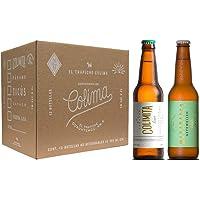 12 Pack Verano Uno con 6 cervezas Colimita Lager y 6 cervezas Marabasco Hefeweizen