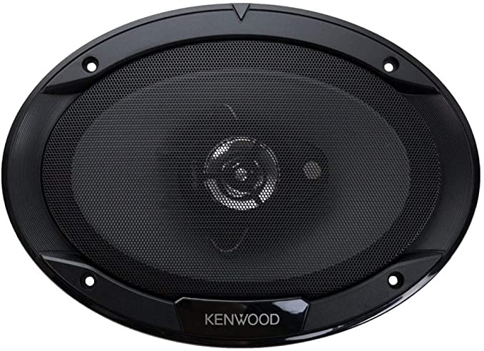 Kenwood KFC-6966S Speaker 3-Way Automotive Speaker