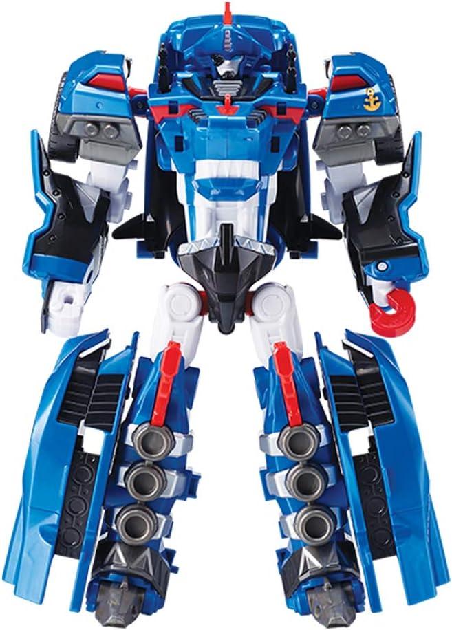 Tobot V Captain Jack Transforming Robot Action Figure Toy