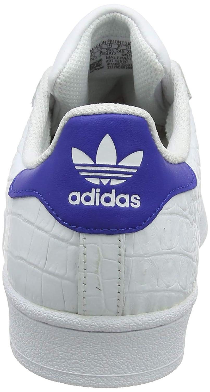 adidas Superstar, Scarpe da Corsa Uomo, Multicolore (Ftwr