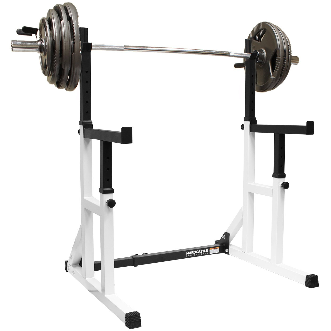 Squat rack with spotters cosmecol