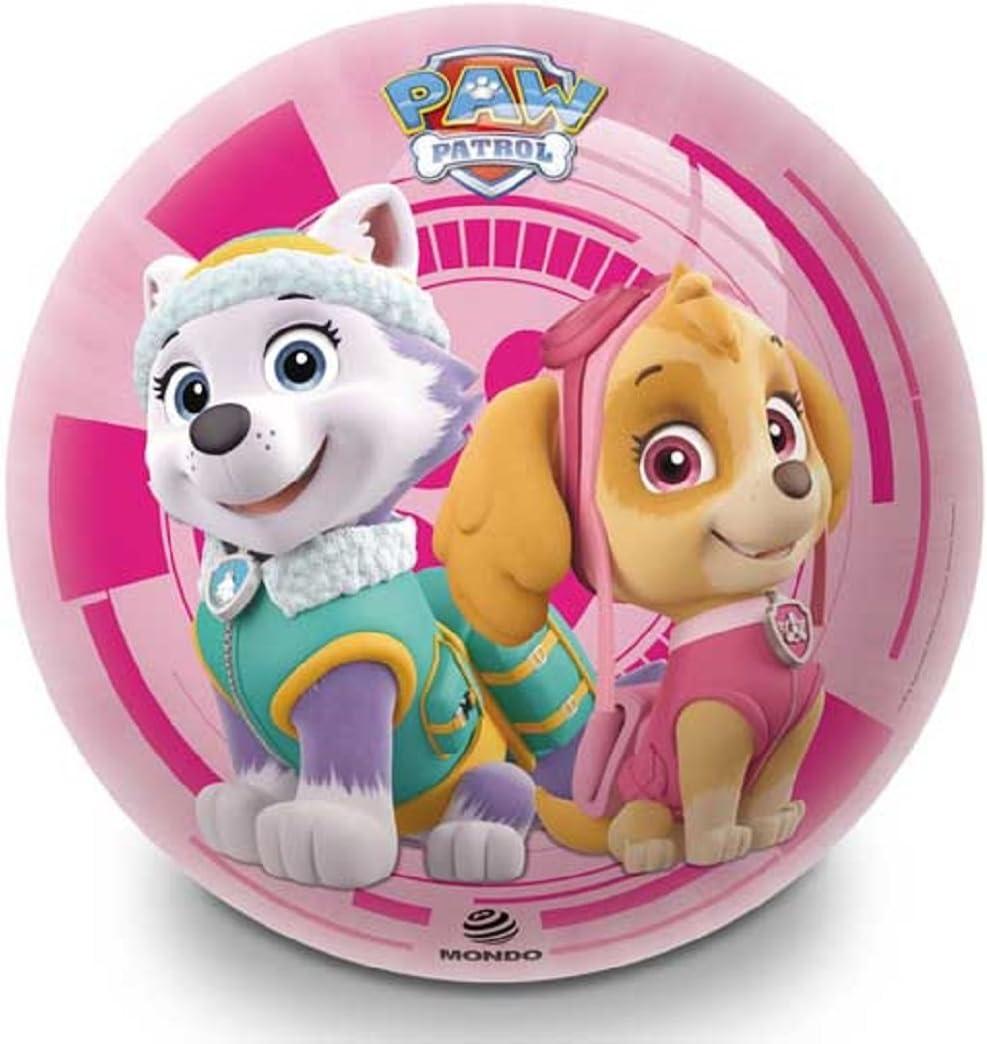 Mondo Balón de la Patrulla Canina D.140: Amazon.es: Juguetes y juegos