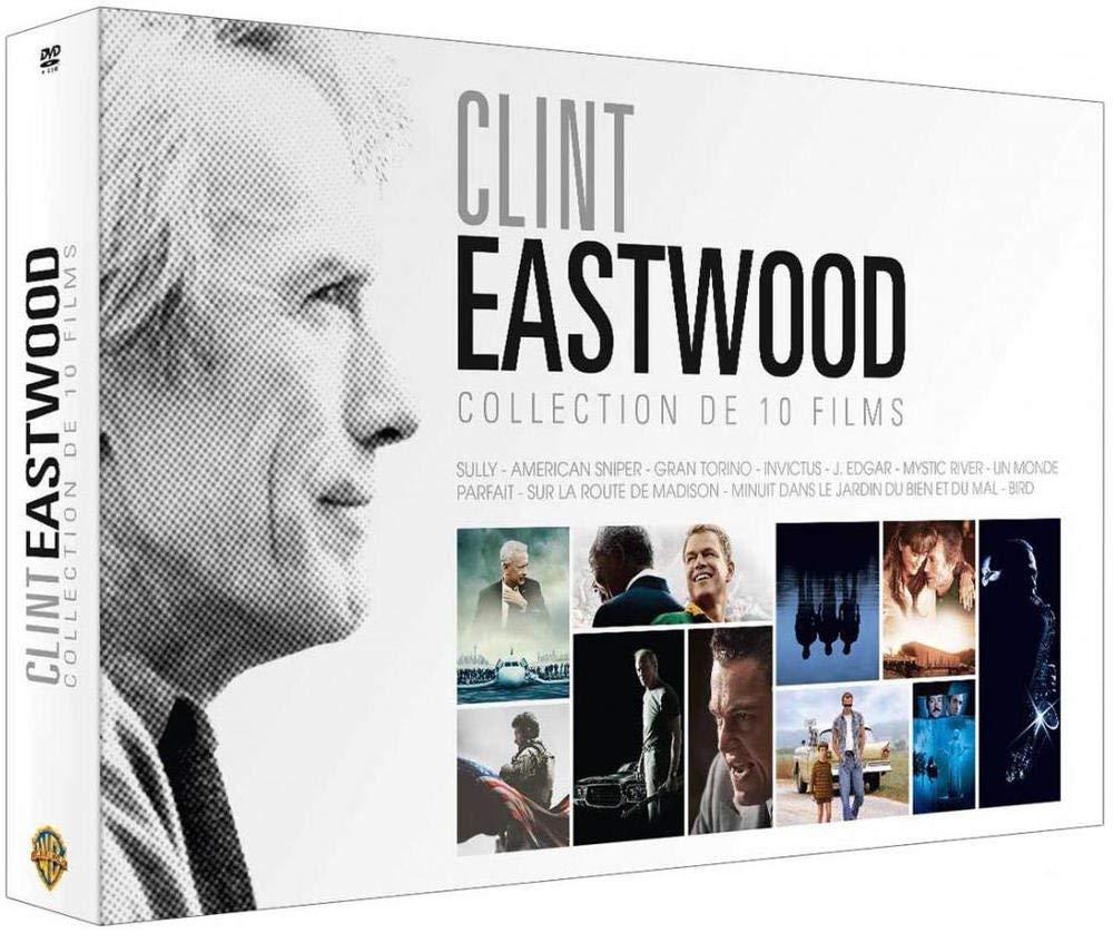 Clint Eastwood - Collection de 10 films Italia DVD: Amazon.es: Tom ...
