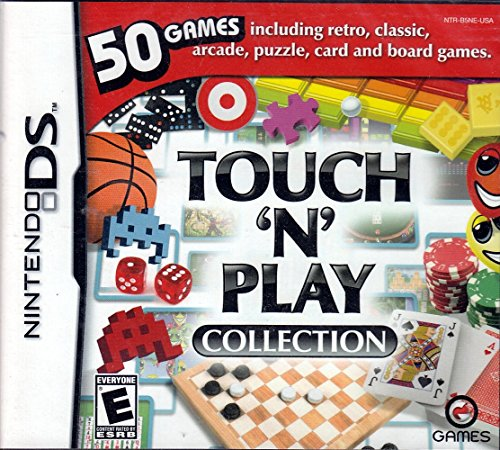 Touch N Play Collection - Nintendo DS from O-Games