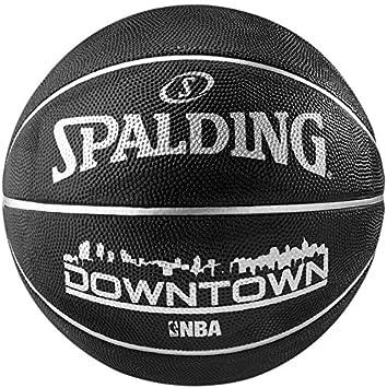 Amazon.com: Spalding NBA Downtown Outdoor – Balón de ...