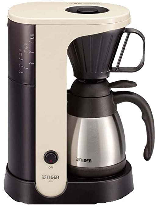 Amazon.com: TIGER vacuum coffee maker stainless steel 4 ...