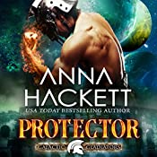 Protector: Galactic Gladiators, Book 4 | Anna Hackett