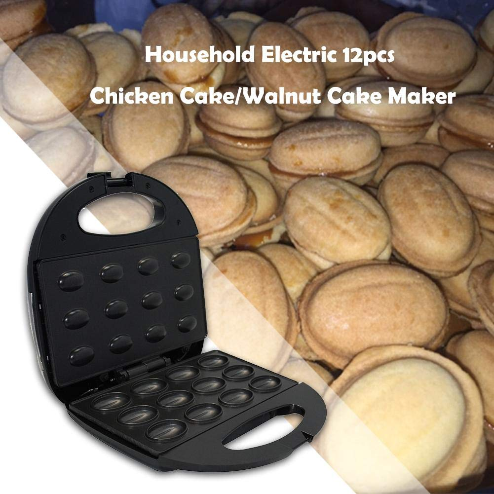 hullonguuo Cake Maker User Manual SAYONA Household Electric Walnut Cake Maker Sandwich Breakfast Machine by hullonguuo (Image #4)