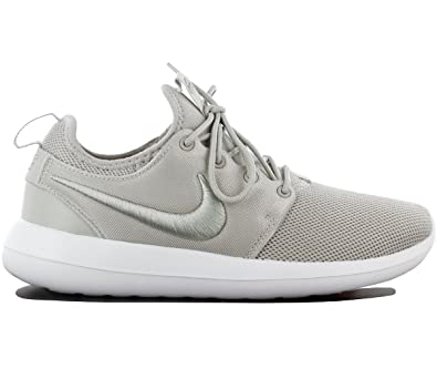 56f22d335 Amazon.com | Nike Roshe Two BR Breeze Ladies Footwear Grey Womens Trainers  Sneaker Shoes | Road Running