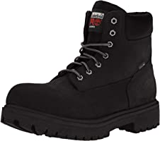 "Timberland PRO Direct Attach 6"" Steel Safety Toe Waterproof Insulated Boot"