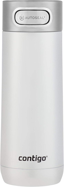 Contigo Luxe AUTOSEAL Mug, 16 oz, Frosted Pearl